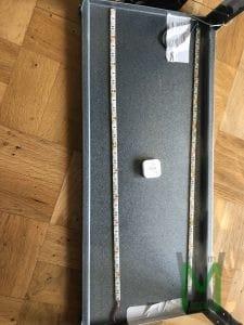 Gewächshaus Temperatursensor hinzugefügt