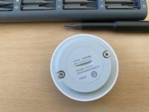 Ciamo Aqara Wasserleck-Sensor unterseite